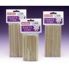 "Caroline Lolly Sticks - Pack 24 6"" (15cm)"